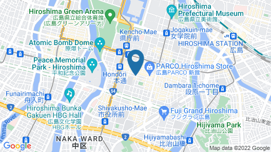I-Building Map