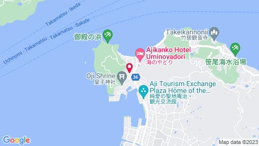 Guesthouse Setone Jyuuan Map
