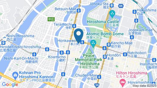 M's Lea Building Map