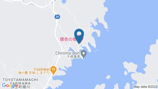 Ginnan no Yado Map