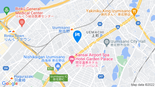 ABC Guesthouse (1F) Map