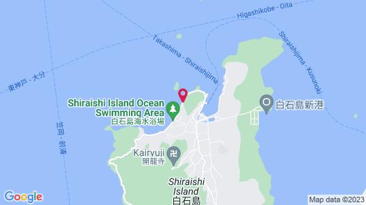 GUEST HOUSE SHIRAISHI Map