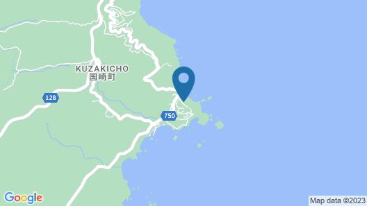 OYO Ryokan Sakananosumika Marusen Toba Map