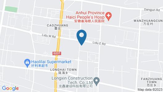 Greentree INN Suzhou Dangshan Yanxi Road Map