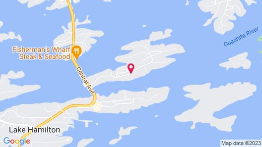 Long Island Lake Resort Map