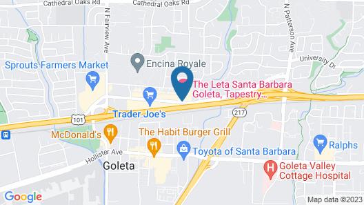 Kimpton Goodland Map