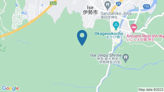 Inishienoyado Ikyu Map