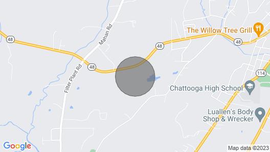 Charming Summerville Home w/ Yard & Sunroom! Map