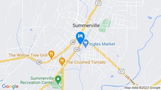 Coach Inn Map
