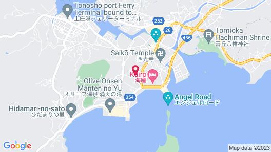 La Krasse Angelroad Map