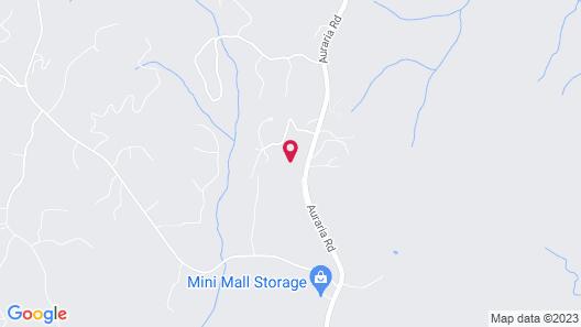 Lily Creek Lodge Map