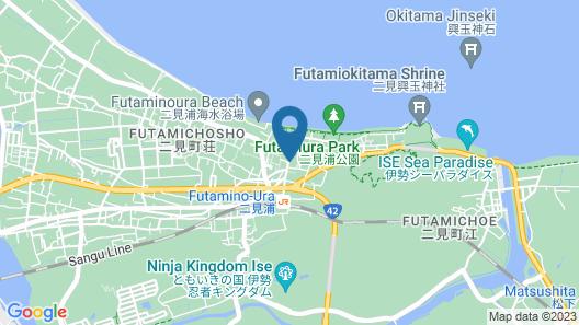 Yawaranoyu Maruya Map