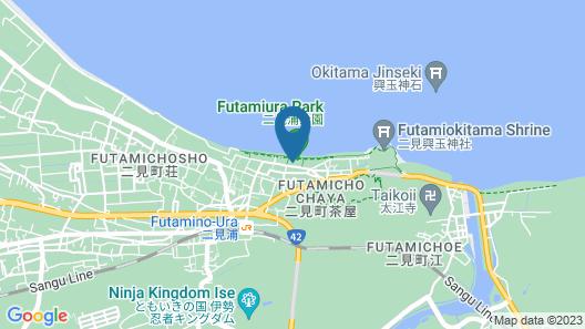 OYO Asanokan Bekkan Iroha Map