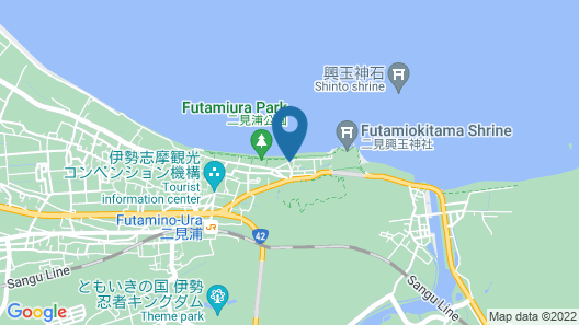 Nisshokan Map