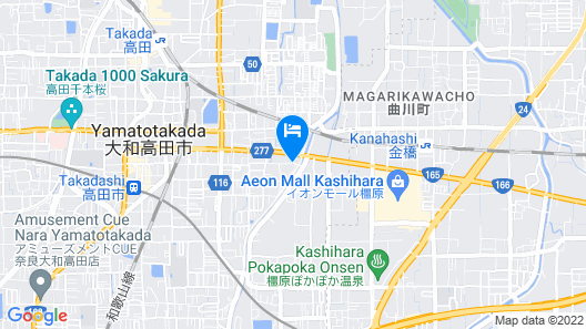 HOTEL WOO - Adults Only Map