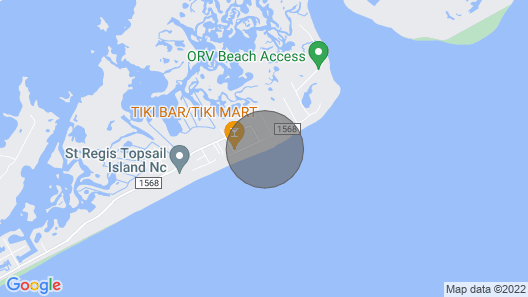 THE SEA Shadow!!! Oceanfront Oasis!! Map