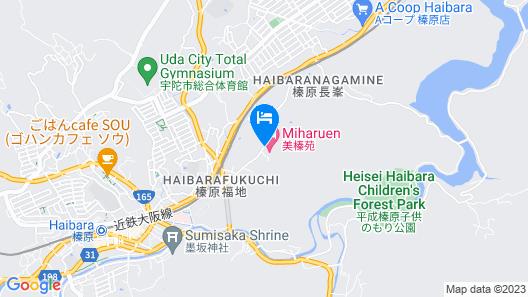 Miharuen Map