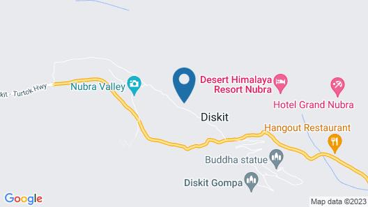 Hotel Stendel Map