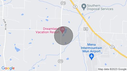 3 RV Camp Site 269 Highway E, Mena AR 71953 Map
