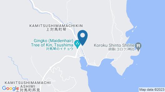 Minshuku Moriyama Map