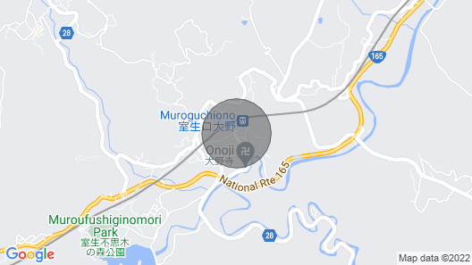 A 1-minute Walk From Kintetsu Murokuchi Ono Station [parking Available] New Renovation House! Map