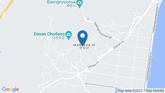 Gangjin Dahyang Sochuk Hanok Pension Map