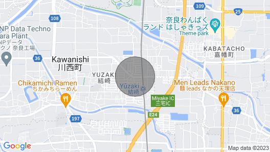 Near the station with parking good sunlight   - Merbeil Otsuka 205 / Shiki-gun Nara Map