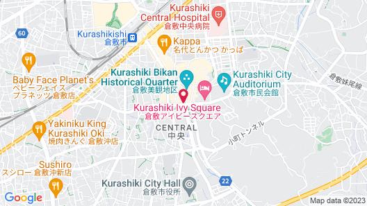 Kakure-Yado Yuji-inn - Hostel Map