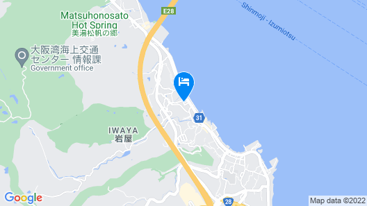 [Awajishima Charter] ☆ Convenient ☆ BBQ available ☆ With dryer ☆ Capacity 4 people Map
