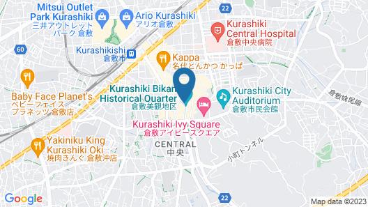 Ryori Ryokan Tsurugata Map