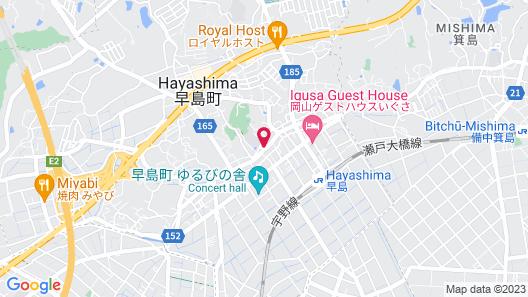 Whole house rental Igusa Map