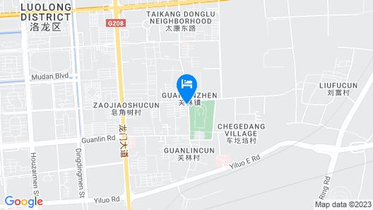 Jumei Fashion Hotel Map