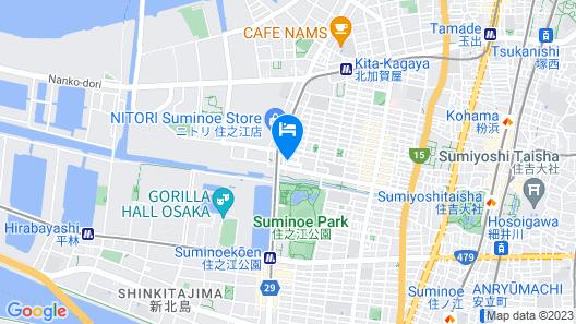 Rakusho Map