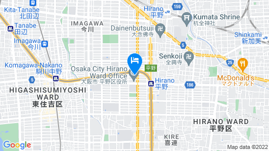 Setoguchi House Map