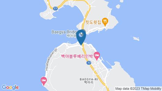 Siro Private Resort Map