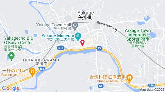 Yakage-ya Inn and Suites Map