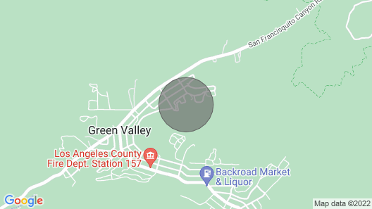 Beautiful, Peaceful California Ranch all for You! Map