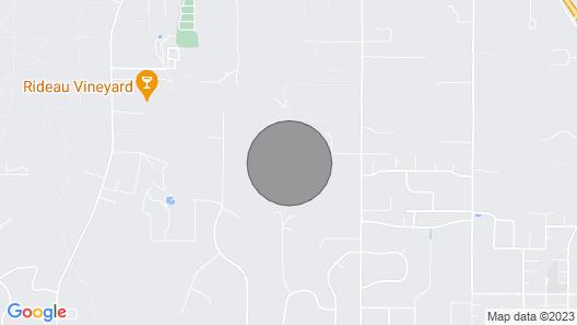Quinta Refugio Getaway Map