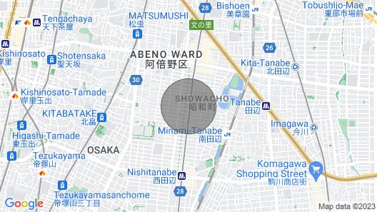 Musaikankansai Airport 36min8pplwifi - Jiajia Minbo / Osaka Osaka Map