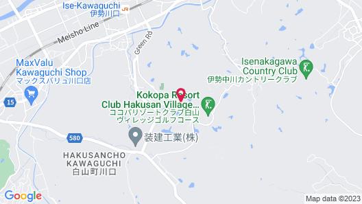 Hotel Azalea Map