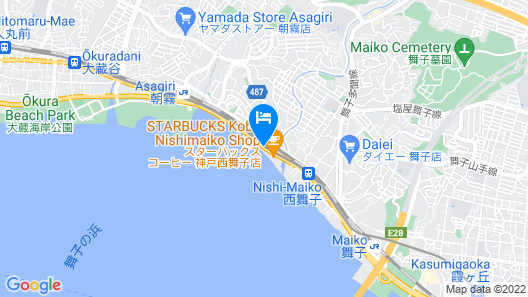 GuestHouse Geragera – Hostel Map