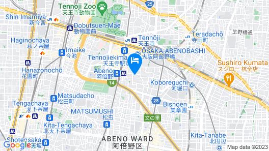 SHINOBI House Map