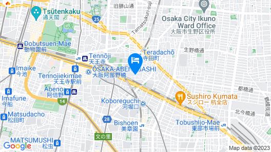 D House Teradacho Map