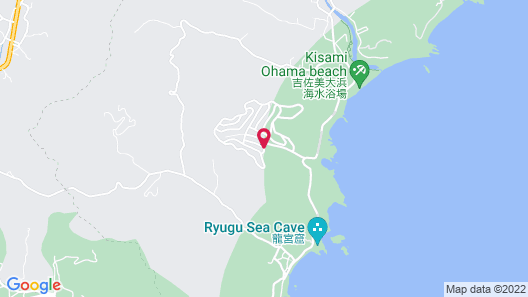 LiVEMAX RESORT Izu Shimoda Map