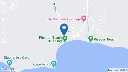 Columbia Beach Resort Map