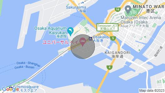 New Law Osaka Minato Station 3 Minutes Kaiyuk - 501 / Osaka Osaka Map