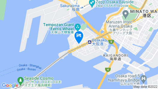 GUEST HOUSE Rice Chikko Map