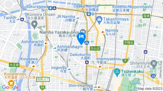 Minn Namba Map
