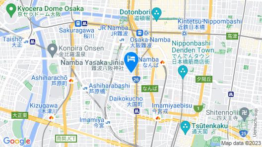Omotenashi Kuni's House (54-9) Map