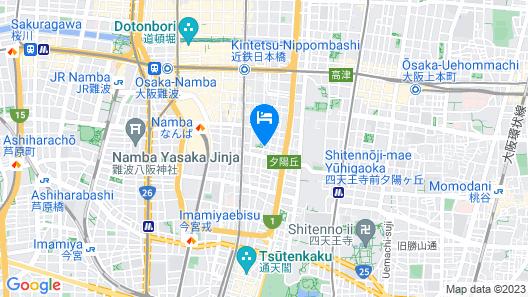 Apartments Jakotel Namba Map